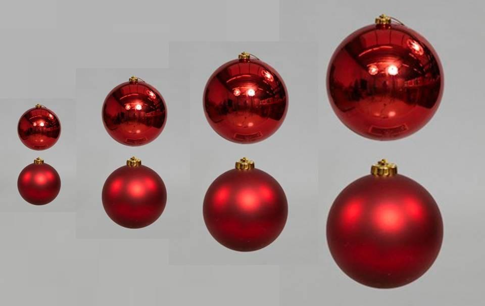 weihnachtskugeln f drinnen drau en kunststoff christbaumkugeln baumschmuck ebay. Black Bedroom Furniture Sets. Home Design Ideas